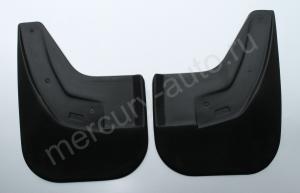 Брызговики для Chevrolet Captiva передние 2013-2019
