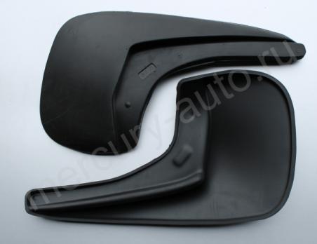 Брызговики для Chevrolet Cruze седан задние 2013- NPL-Br-12-10B