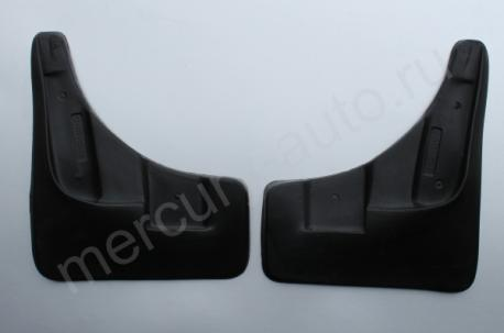Брызговики для Chevrolet Cruze седан передние 2013- NPL-Br-12-10F