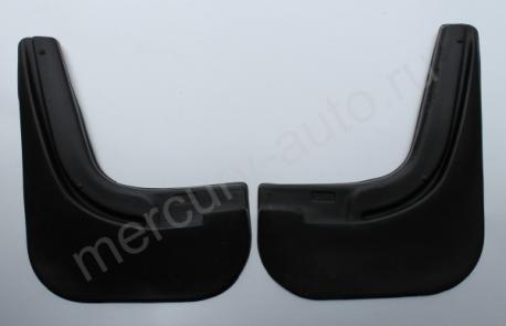 Брызговики для Chevrolet Laccetti седан задние 2004-2013 NPL-Br-12-41B