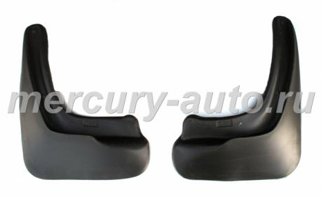 Брызговики для Chevrolet Orlando задние 2011-2015 NPL-Br-12-55B