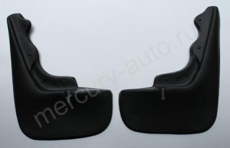 Брызговики для Citroen Jumper без расширителей арок передние 2006-