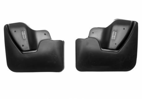 Брызговики для Ford EcoSport задние 2014-2018 NPL-Br-22-06B
