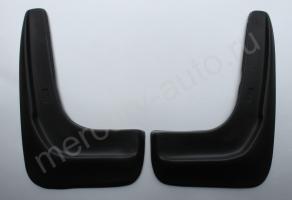 Брызговики для Ford Focus 3 передние 2013- NPL-Br-22-18F