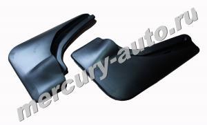 Брызговики для Geely Emgrand X7 задние 2018- NPL-Br-24-28B