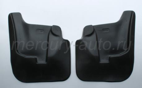 Брызговики для Honda Civic 4D передние 2006-2012 NPL-Br-30-08F