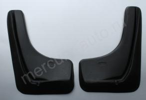 Брызговики для Honda Civic 5D задние 2006-2012 NPL-Br-30-09B