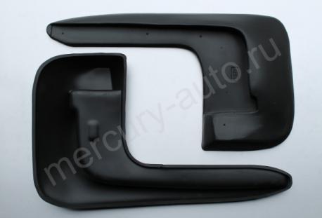 Брызговики для Hyundai Solaris седан передние 2010-2017 NPL-Br-31-57F
