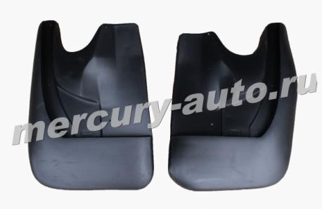 Брызговики для Lifan X60 задние 2011-2019 NPL-Br-51-80B