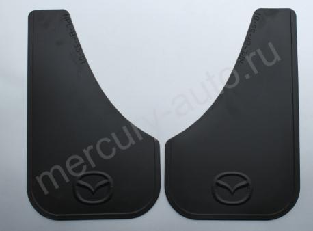 Брызговики для Mazda-2, 3, 5, 6 универсальные 2007-2012 NPL-Br-55-01
