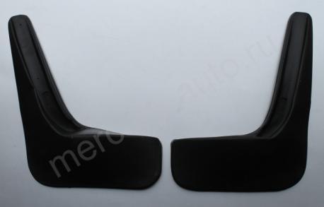 Брызговики для Mazda 6 задние 2010-2012 NPL-Br-55-17B