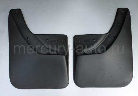Брызговики для Mazda CX-7 задние 2010-2013 NPL-Br-55-71B