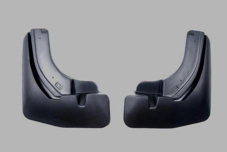 Брызговики для Mercedes-Benz GLS (Х166) AMG задние 2015-2019 NPL-Br-56-51B