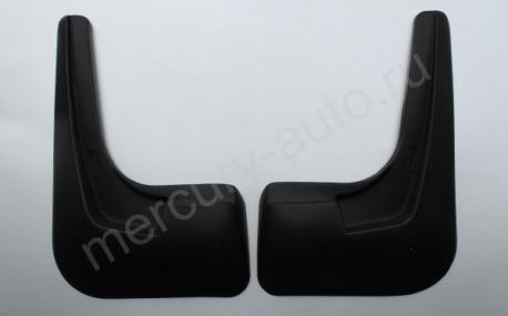 Брызговики для Mercedes Benz Viano (W639) задние 2003-2014 NPL-Br-56-93B