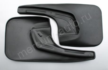 Брызговики для Mitsubishi Outlander 2010-2012 задние NPL-Br-59-30B