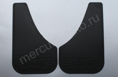 Брызговики для Nissan Almera Classic, Micra, Note, Teana, Tiida NPL-Br-61-01