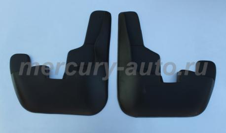 Брызговики для Nissan Almera 4 передние 2013- NPL-Br-61-06F