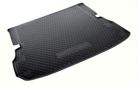 Коврик багажника NISSAN Pathfinder R52 cложенный 3 ряд  2014- NPA00-T61-455