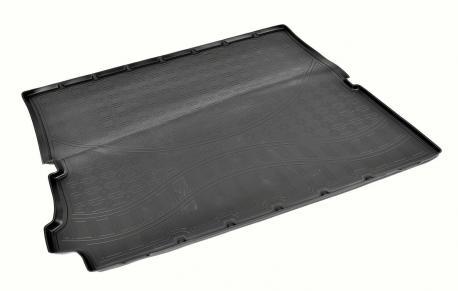 Коврик багажника Peugeot 5008 сложенный 3 ряд 2017-