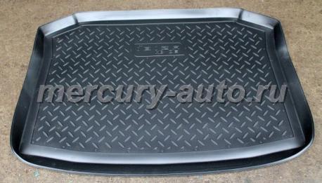 Коврик багажника SEAT Ibiza HB 2002-2008 NPL-P-80-25