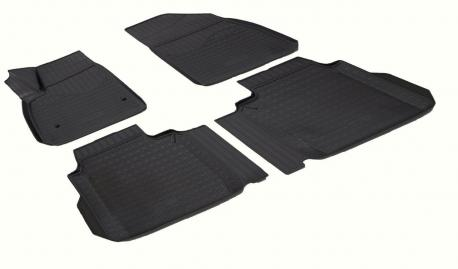 Коврики в салон Cadillac XT5 3D 2016- NPA11-C10-850