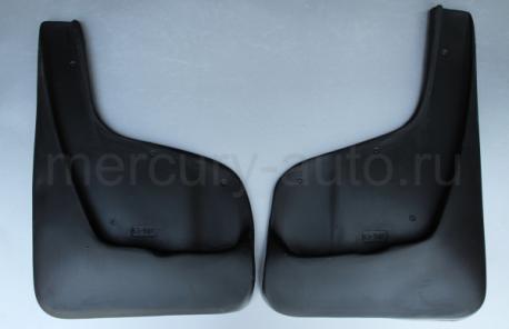 Брызговики для Opel Mokka передние 2012- NPL-Br-63-58F