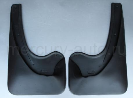 Брызговики для Opel Mokka задние 2012- NPL-Br-63-58B
