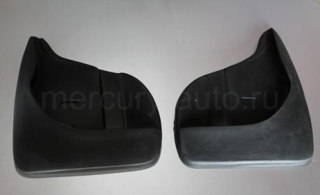 Брызговики для Peugeot 308 передние 2010-2014 NPL-Br-64-30F