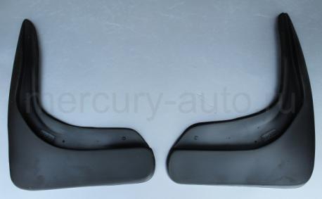Брызговики для Peugeot 308 задние 2010-2014 NPL-Br-64-30B