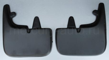 Брызговики для Peugeot Boxer без расширителей арок задние 2006-