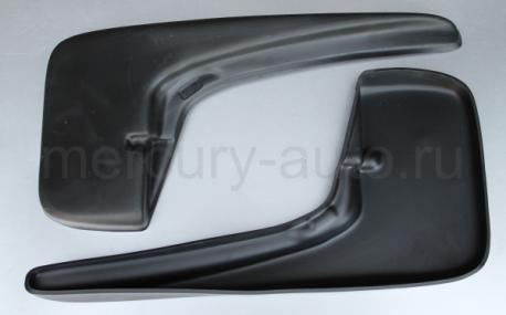 Брызговики для Peugeot Boxer без расширителей арок передние 2006-