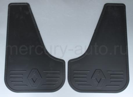 Брызговики универсальные для Renault Kangoo, Logan, Symbol, Clio NPL-Br-69-01