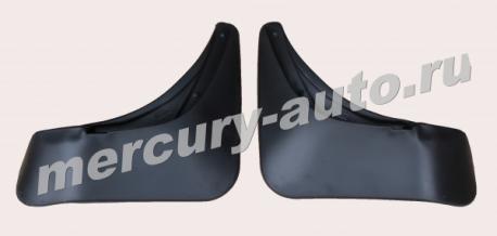 Брызговики для Renault Duster задние 2015- NPL-Br-69-10B