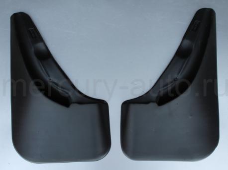Брызговики для Renault Kangoo задние 2010-2013 NPL-Br-69-12B
