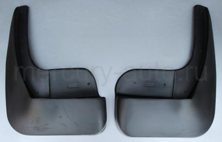 Брызговики для Renault Logan X52 задние 2014- NPL-Br-69-24B