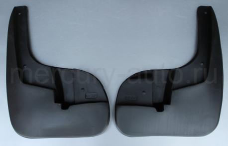 Брызговики для Renault Logan X52 передние 2014- NPL-Br-69-24F