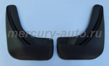Брызговики для Skoda Octavia A7 хэтчбек задние 2013- NPL-Br-81-40B