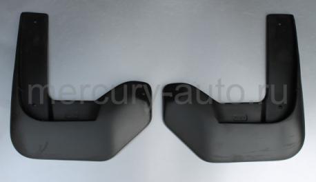 Брызговики для Skoda Rapid передние 2012- NPL-Br-81-45F