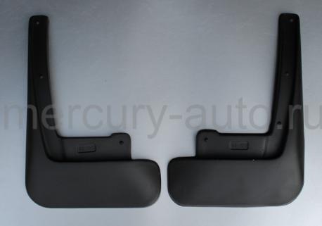 Брызговики для Toyota Corolla SD задние 2013-2018 NPL-Br-88-15B