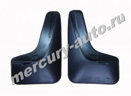 Брызговики для VAZ Lada X-Ray задние 2015- NPL-Br-94-75B