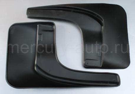 Брызговики для Volkswagen Polo седан задние 2010-2014 NPL-Br-95-42B
