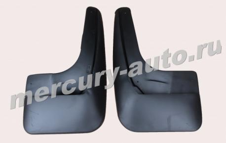 Брызговики для Volkswagen Polo седан задние 2015-2019 NPL-Br-95-46B