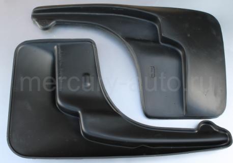 Брызговики для Volkswagen Tiguan передние 2007-2016 NPL-Br-95-50F