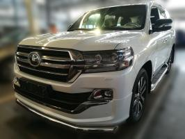 Toyota Land Cruiser LC 200 Executive Lounge Защита передняя D 76,1 2018-
