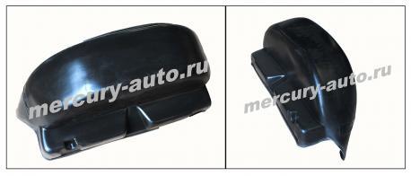 Подкрылки Mercedes Sprinter Classic W909 задние односкатные колеса 2014-