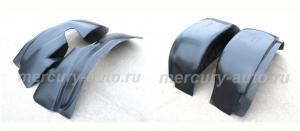 Подкрылки FORD TRANSIT 2000-2006 задние двухскатные колеса