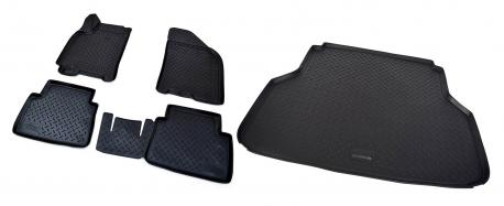 Коврики в салон и багажник CHEVROLET Lacetti универсал 2004-2013