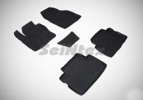 Коврики в салон резиновые для Hyundai Getz 2002-2011