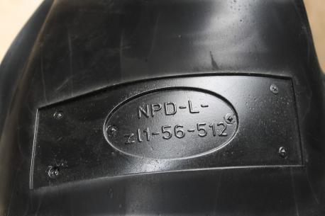 Подкрылок для Mercedes Sprinter Classic W909 задний левый односкатный
