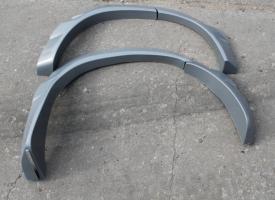 Расширители арок CHEVROLET NIVA серые